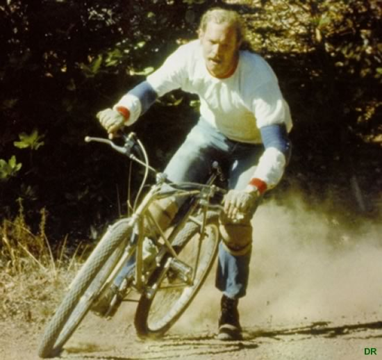 df7c20f2c Fat-Tire Flyer  The Birth of Mountain Biking with Charlie Kelly ...