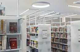 Library Berkeley Main Stacks Rooms