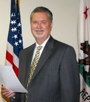 photo of current alameda county assessor Ron thomsen