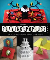 Playing with Pop-Ups book cover