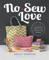 No Sew Love book cover