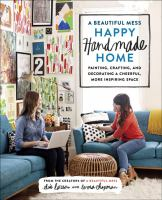 Happy Handmade Home book cover