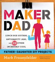 The Maker Dad book cover