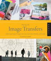 Playing with Image Transfers book cover