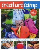 Creature Camp book cover