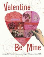 Valentine Be Mine book cover