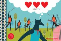 Hearts a Toon Book cover