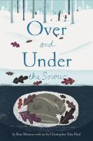 Over and Under the Snow book cover