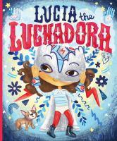 Lucia the Luchadora book cover