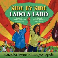 Side by Side / Lado a Lado book cover.