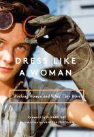 Dress like a woman book cover