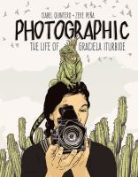 Photographic book cover
