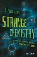 Strange chemistry book cover