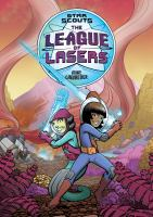 League of Lasers book cover