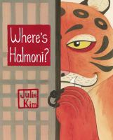 Where's Halmoni book cover