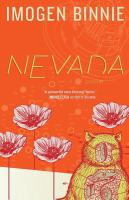 Nevada book cover