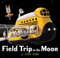 Field Trip to the Moon book cover