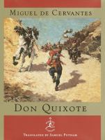 Book Cover of Don Quixote
