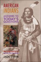 Book cover with black-and-white and color photos of native americans