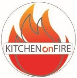 Kitchen on Fire