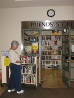 Friends Store at Central Library