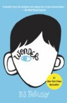 Cover of Wonder by R.J. Palacio