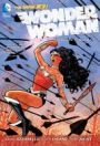 Wonder Woman: Blood book cover