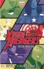 Young Avengers book cover
