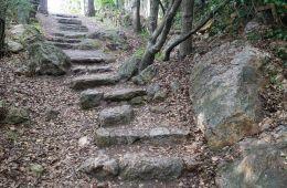 Indian Rock Path