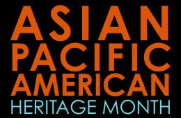 Asian Pacific American Heritage Month Visual Display