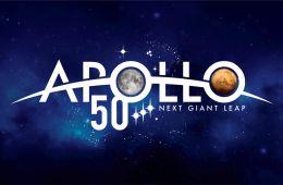 Apollo 50th Logo