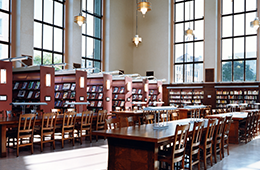Central Library Reading Room