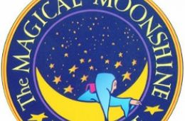Magical Moonshine Theatre's logo