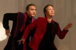 photo of Robert Kikuchi-Yngojo and Nancy Wang of Eth-Noh-Tec
