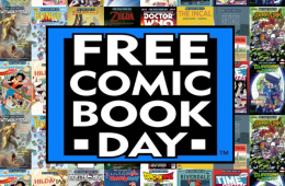 Free Comic Book Day Logo