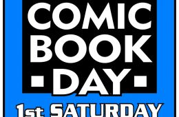 Free Comic Book Day 2016 Logo