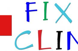 Fix-it clinic logo
