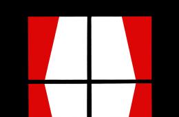 Home Movie Day window logo