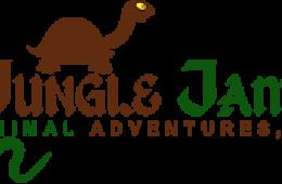 Jungle James Animal Adventures logo