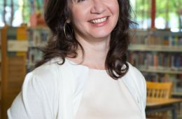 Tess Mayer, New Director of Berkeley Public Library