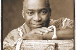photo of percussionist Onye Onyemaechi