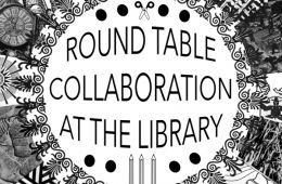 Round Table Collaboration at the Library