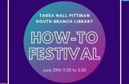 How-to festival logo