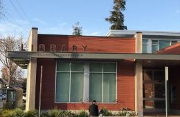 Tarea Hall Pittman South Branch Library Exterior photo