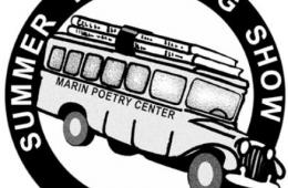 Marin Poetry Center Summer Traveling Show Logo