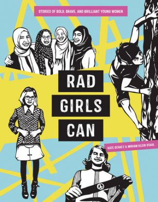 Cover of Rad Girls Can
