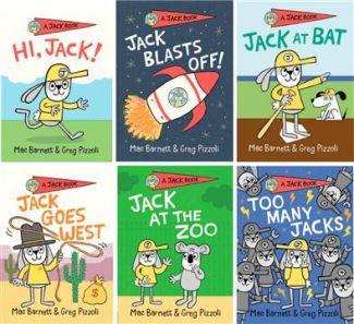 A Jack Book series