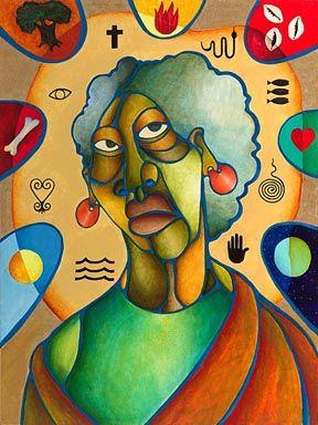 portrait by Ajuan Mance