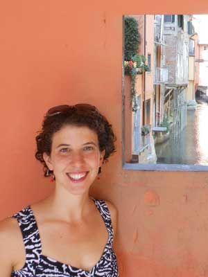 photo of yoga teacher Angela Madonia