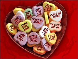 Anti Valentine's Candy